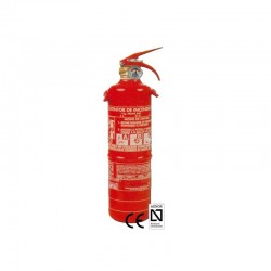 Extintor de polvo ABC 1 Kg