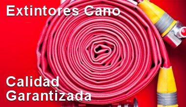 Extintores Cano, calidad garantizada